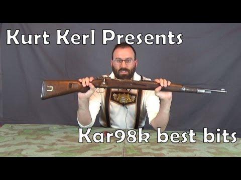 Mauser Kar98k: the best design features