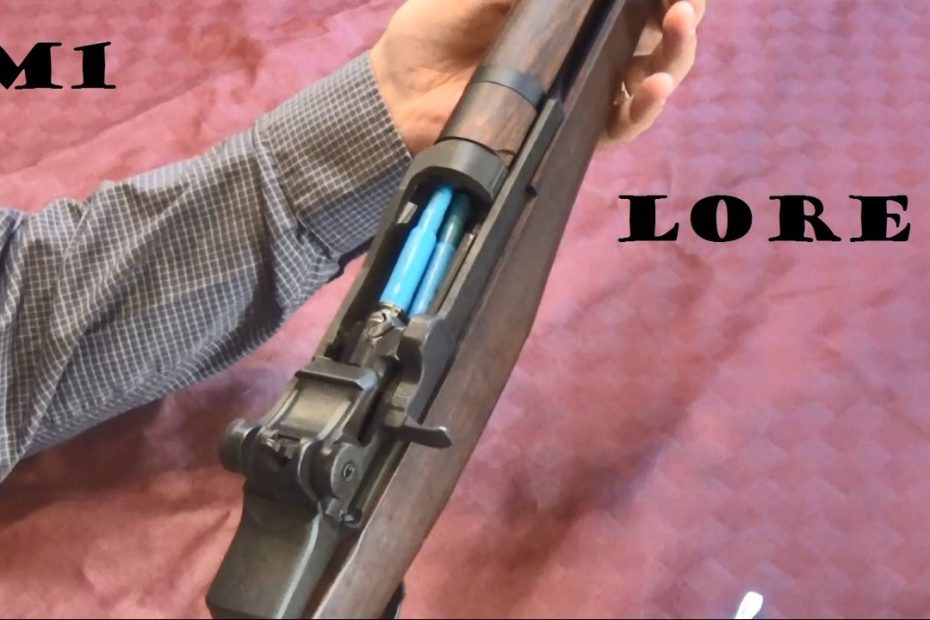 Some notes on how the M1 Garand magazine really works, and some more myths dispelled