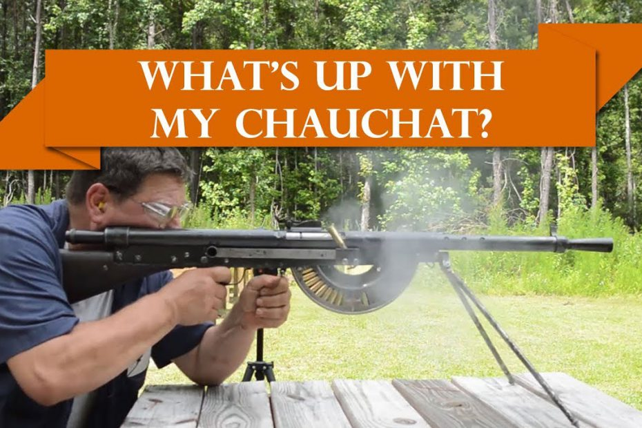 Anvil 038: What's up with my Chauchat?