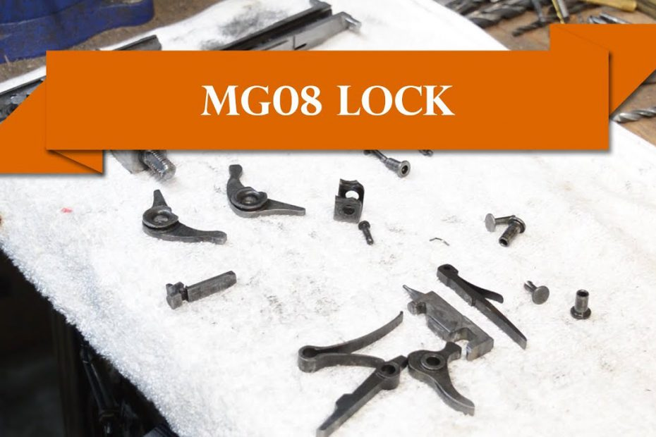 Anvil 040: Mark Fixes an MG08 Lock