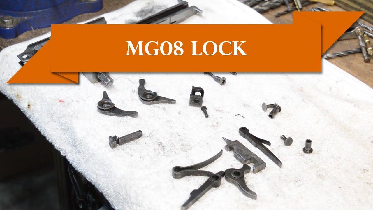 Anvil 040: Mark Fixes an MG08 Lock