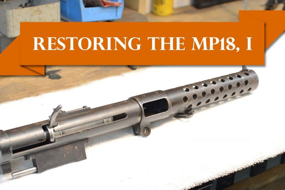 Anvil 043: Restoring the MP18 – Part I