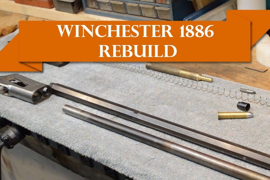 Anvil 047: Winchester 1886 Rebarrel and Rebuild