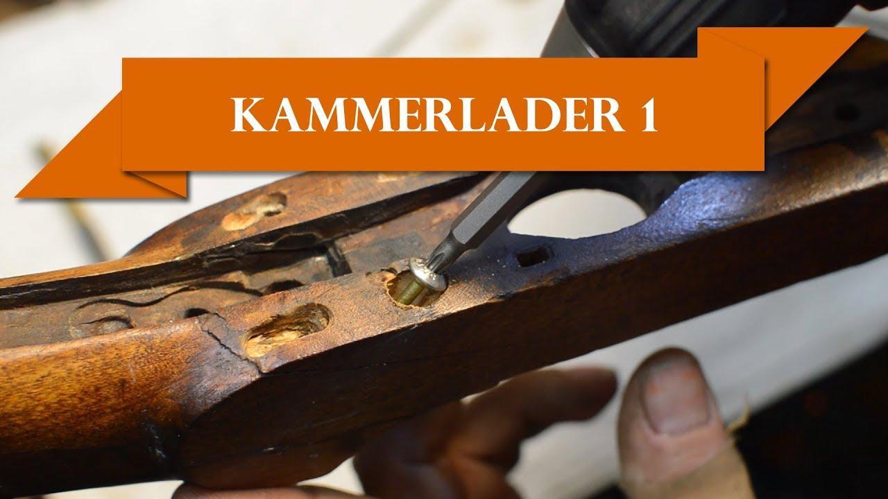 Anvil 041: Mark climbs the Kammerlader