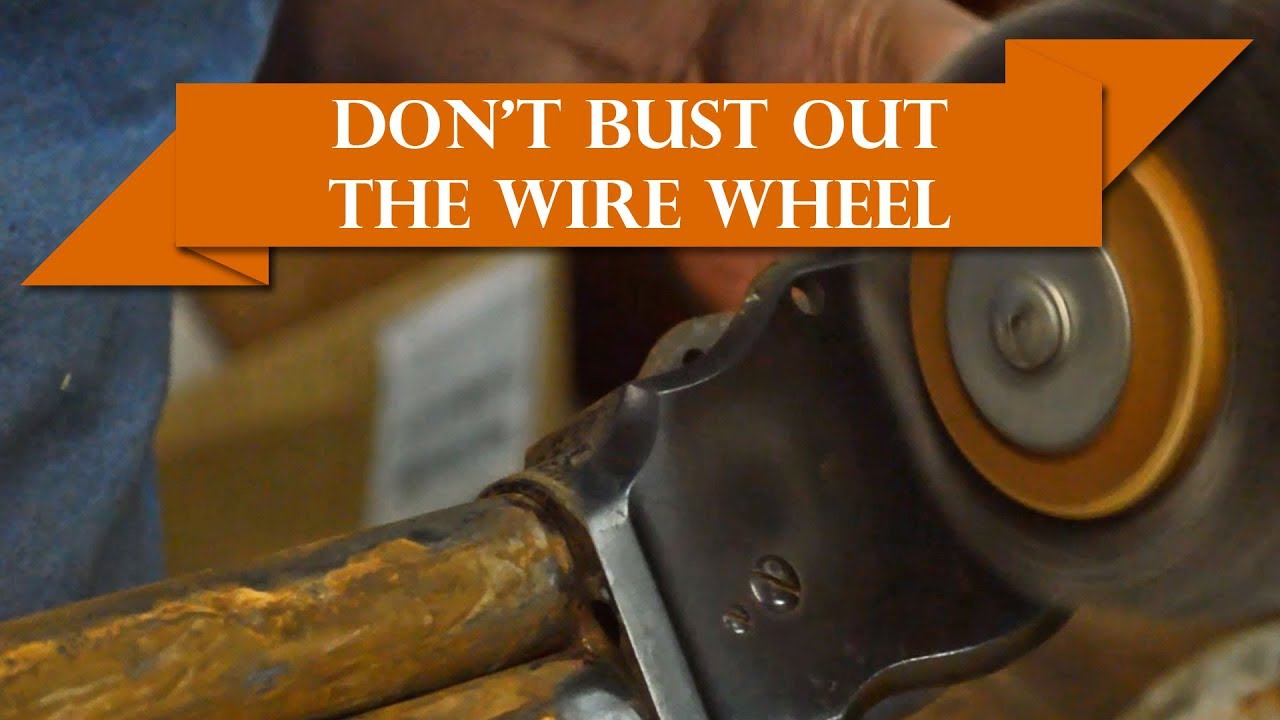 Anvil 049 : Don't rock me Momma with a wire wheel