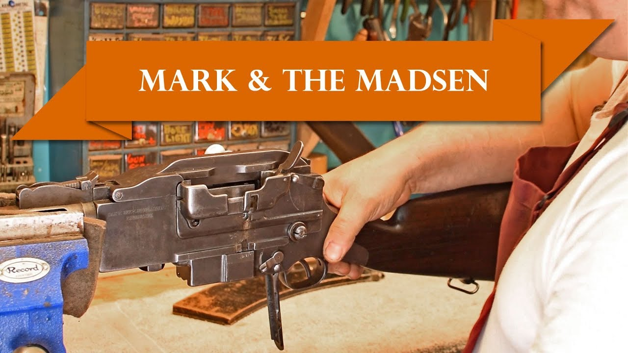 Anvil 051: Mark and the Madsen