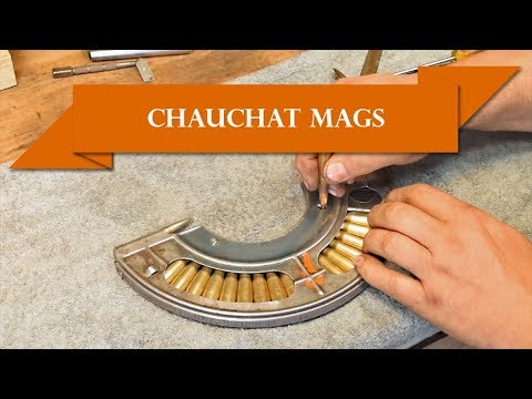 Anvil 052: Chauchat Mags