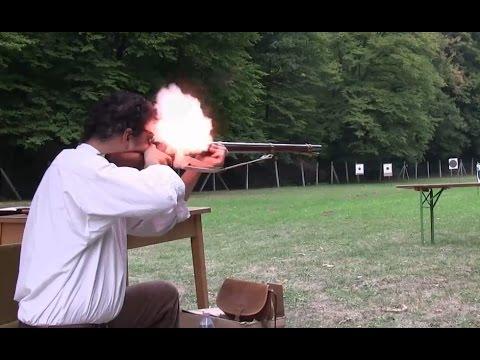 Puskák és csatárok 3/3. Lőtéri tesztek eredeti töltetekkel