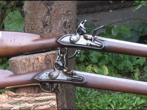 Muskets and tirailleurs Part 2/3. The Austrian 1798 M musket vs the French 1777 musket