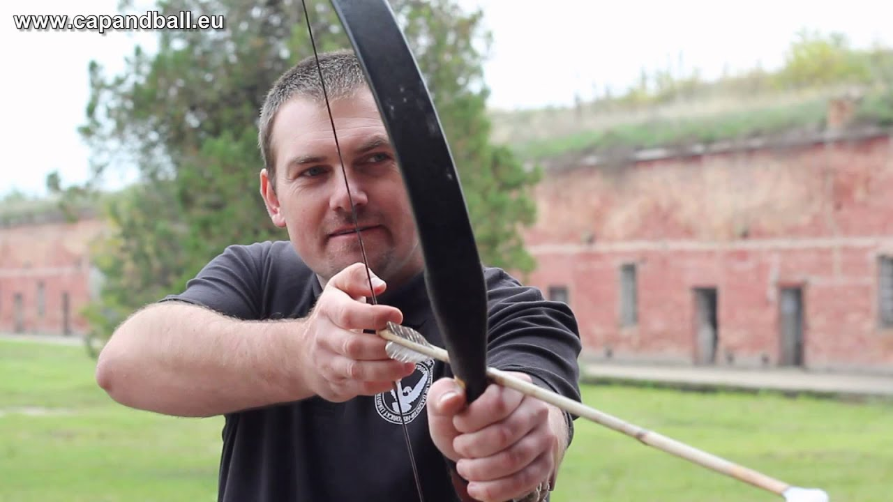 Lamellar armour vs 120 pounds composit bow   TEASER
