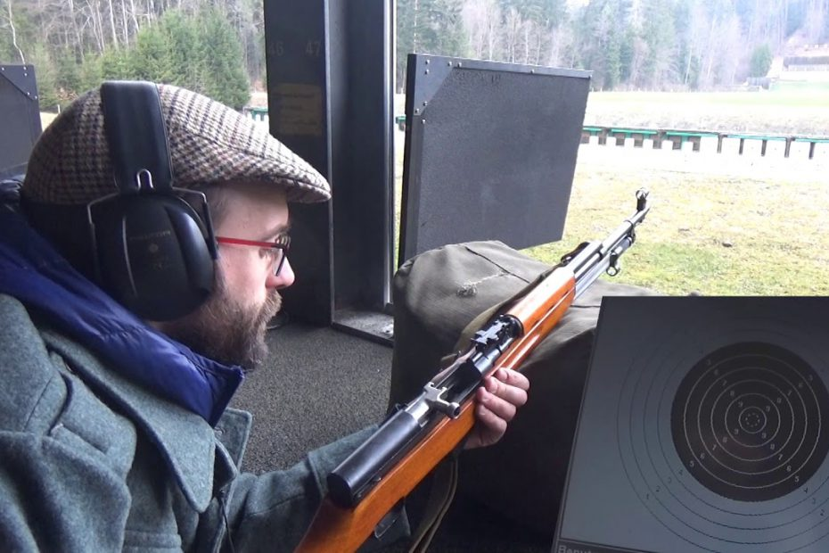 EXTRA VID: How well does a mint 1963 Factory 26 Type 56 / SKS Carbine shoot out of the box?