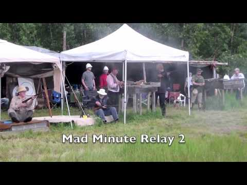 Mad Minute Alberta Shoot 2012