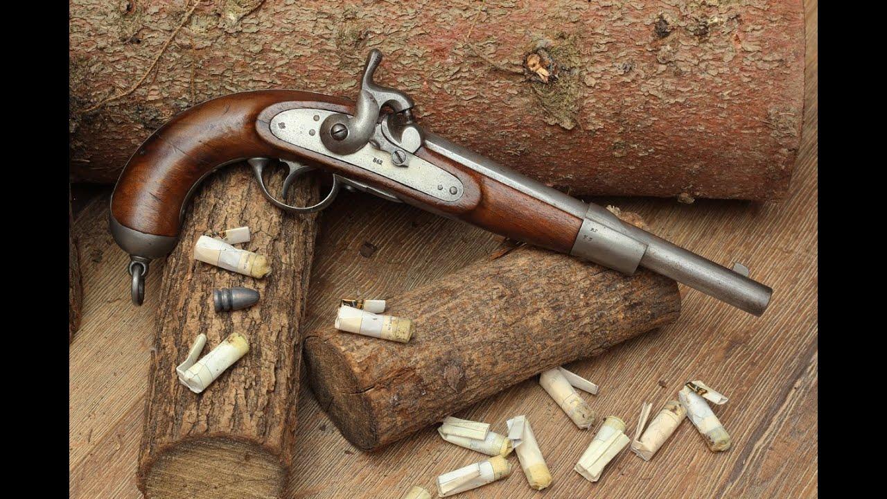Lorenz pistol shot with 1000 frame/sec