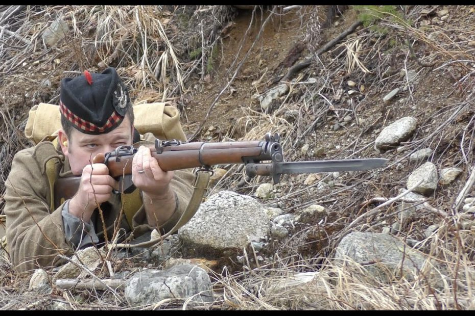 The No 1, Mk III* Short, Magazine, Lee Enfield (SMLE): Introduction