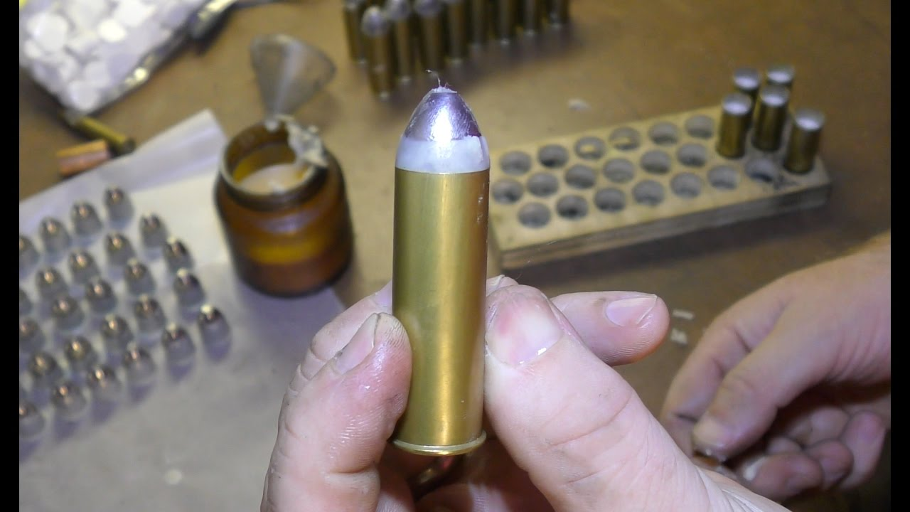 The Snider-Enfield:  Ammunition Reloading -PART TWO-