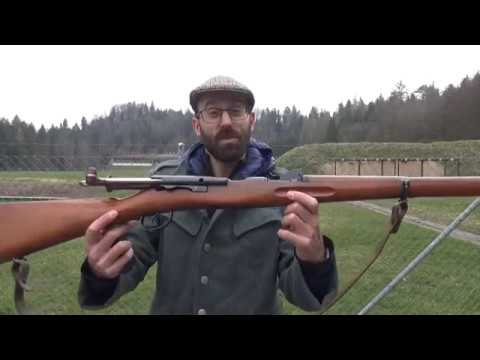 Swiss Straight Pulls 6 Addendum: Shooting a M1900 Kurzgewehr