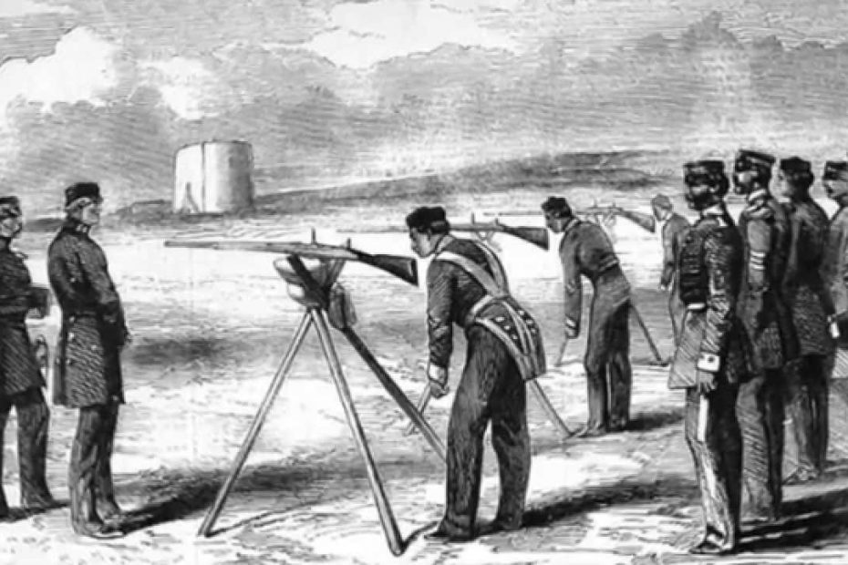 The P53 Enfield Rifle-Musket:  The 1859 Annual Musketry Qualification