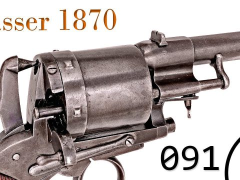 Small Arms of WWI Primer 091: Austro-Hungarian Gasser 1870