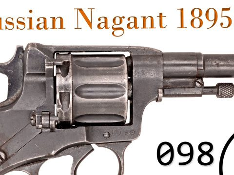 Small Arms of WWI Primer 098: Russian Nagant 1895