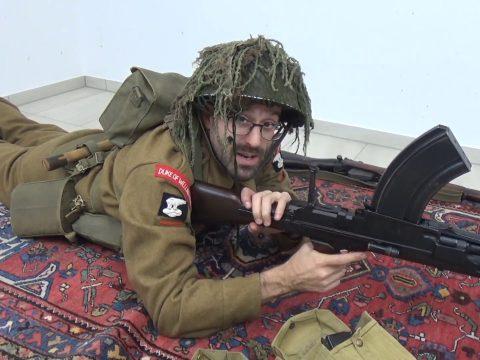BREN Light Machine Gun: Technique and Doctrine