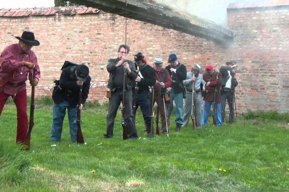 Shooting the MLAIC Gettysburg