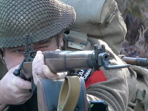 The No 4, Mk I*: Musketry of WWII – 1942 Rifle Course (War)