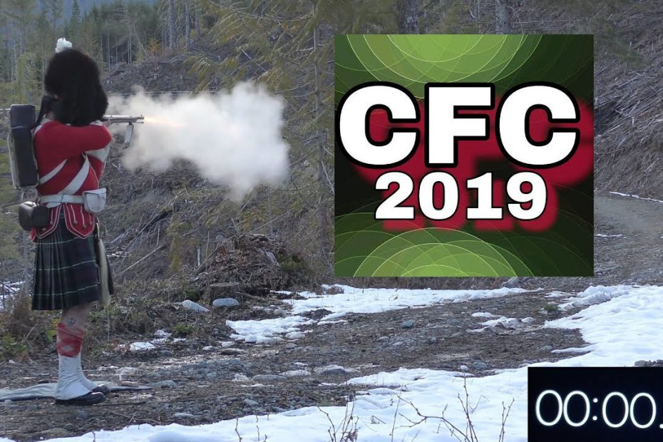 The Mk II** Snider Short Rifle:  The 2019 Cabin Fever Challenge