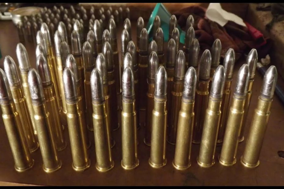 The Lee Metford and the Lee Enfield:  Ammunition