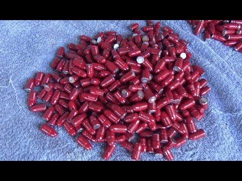 Powder Coating Cast Bullets The Classy Way