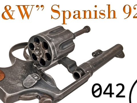 Small Arms of WWI Primer 042: French Model 92 Espagnol a S&W K-Frame Copy