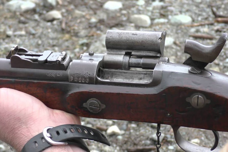 The MK II** Snider Short Rifle: Introduction