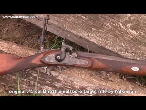 Shooting the original British small bore long range rifle by Wilkinson – Teaser