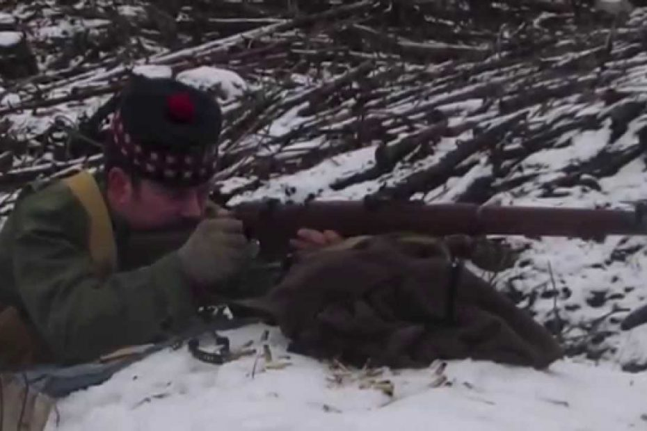 The No 1, Mk III* Short, Magazine, Lee Enfield (SMLE):   Mad Minute II