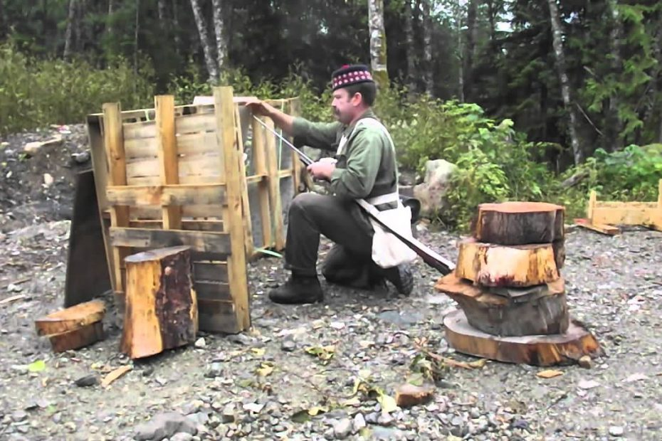 Skirmish practice with the Parker Hale P53 Enfield