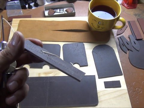 French WW2 Ammo Pouches Part Deux: Making Them