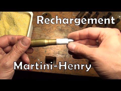 FRENCH: Rechargement de .577/450 Martini Henri