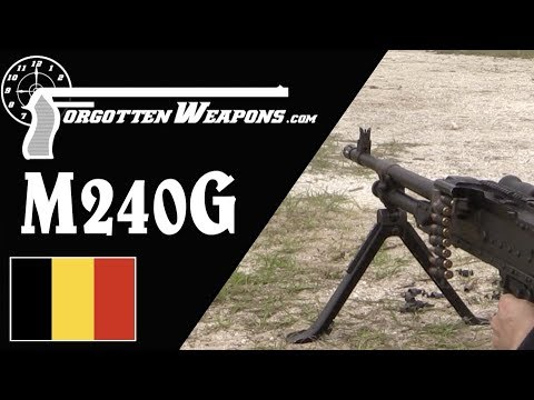 A Brief Introduction to the M240 Golf