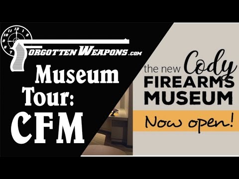 Virtual Tour: Newly Renovated Cody Firearms Museum