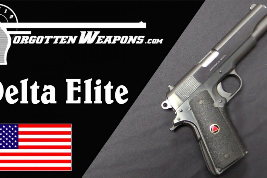 10mm is the Best Millimeter: the Colt Delta Elite