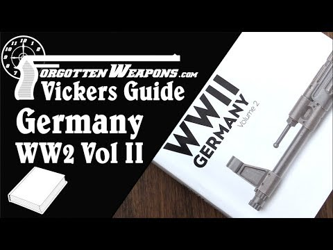 Book Review: Vickers Guide – WWII Germany, Volume 2