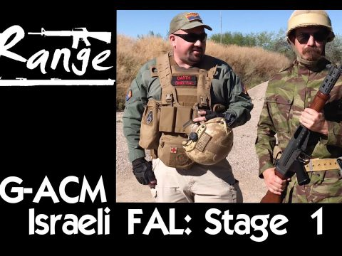 2g-ACM: Israeli Light Barrel FAL – Stage 1