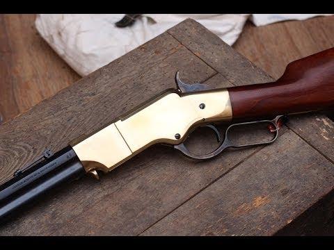 Shooting the Uberti Henry rifle – Teaser