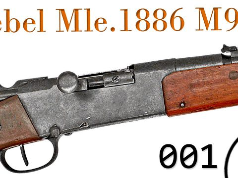 "Small Arms of WWI Primer 001: Rifle Modèle 1886 M93 ""Lebel"""