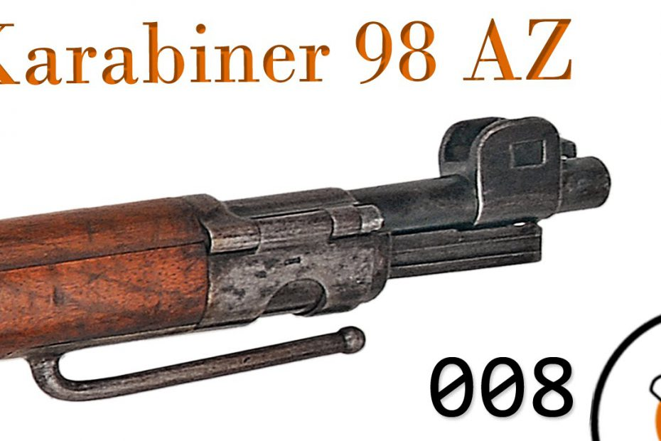 "Small Arms of WWI Primer 008: German Karabiner 98 AZ ""Mauser"" Rifle"