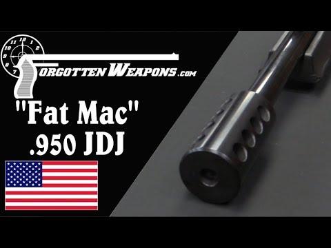 """""""Fat Mac"""" – SSK Industries' .950 JDJ Rifle"""