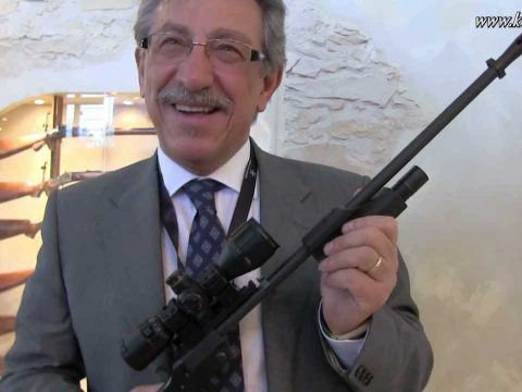 IWA 2013 – The ugliest Pedersoli gun ever