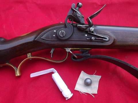 The 1800 Pattern Baker Rifle: Shooting with Paper Cartridges – PART ONE