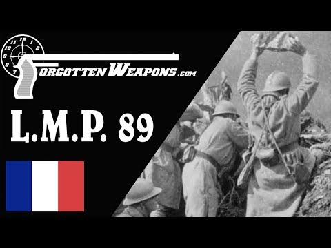 Municion L.M.P. 1889: Paris Commune to Spanish Civil War