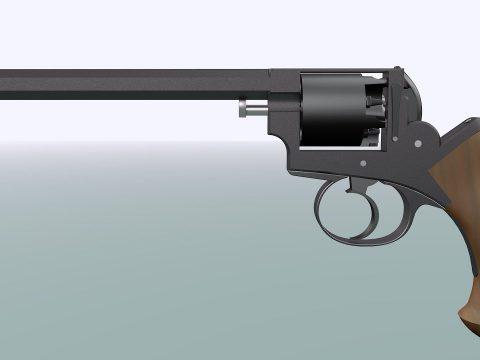Adams Revolver 1851