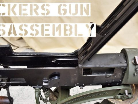 TAB Episode 52: Vickers Gun Disassembly